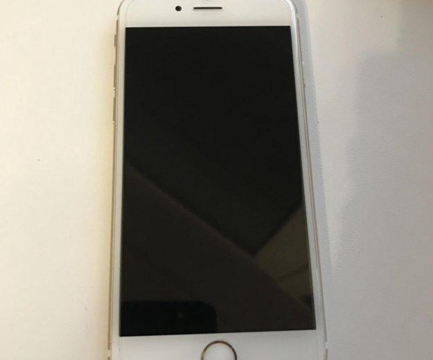 Iphone 6, 128 гб, gold. Фото 1. Петрозаводск.