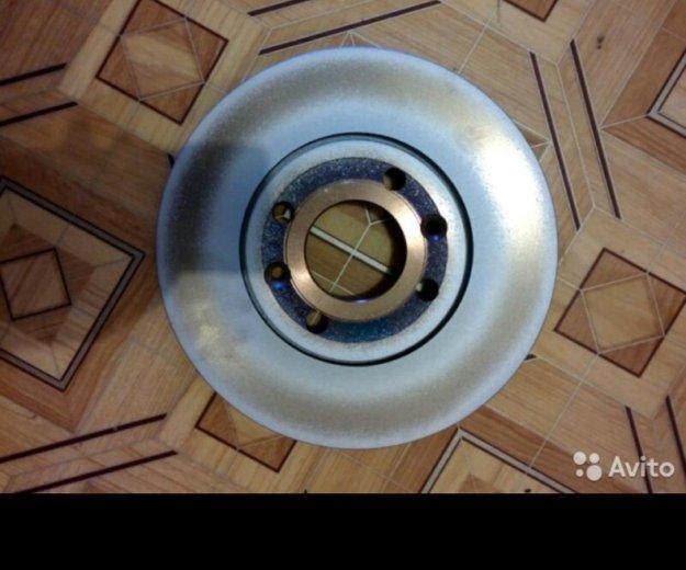 Передние тормозные диски для nissan и renault. Фото 1. Ярославль.