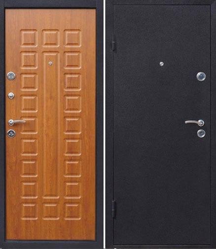 Дверь металлическая. Фото 1. Уфа.