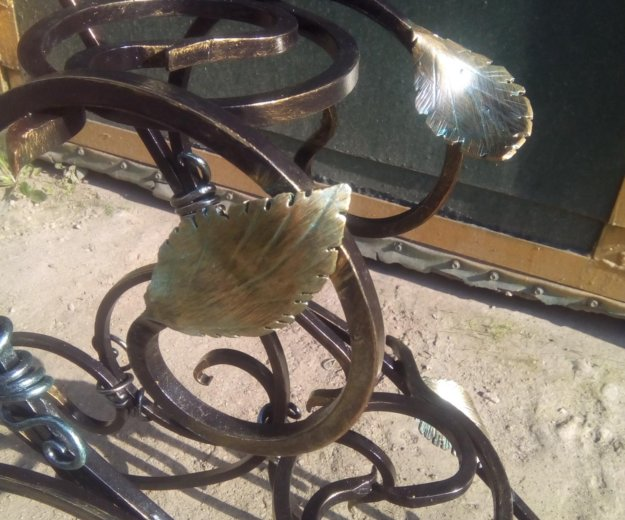 Изделия из металла,художественная ковка. Фото 1. Армавир.