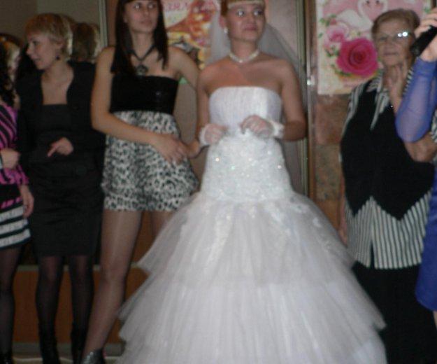 Свадебное платье. Фото 1. Северск.