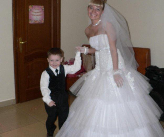 Свадебное платье. Фото 2. Северск.
