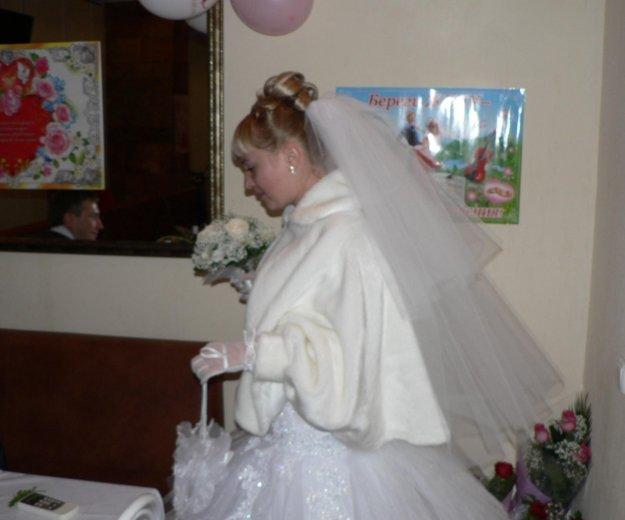 Свадебное платье. Фото 3. Северск.