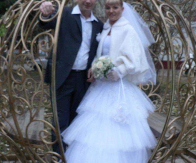 Свадебное платье. Фото 4. Северск.