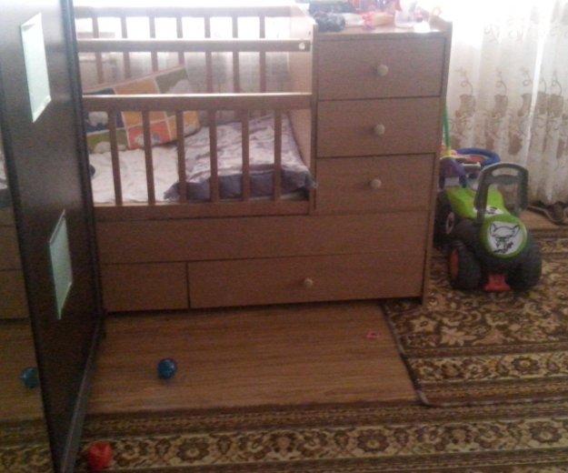 Кровать трансформер. Фото 1. Краснодар.