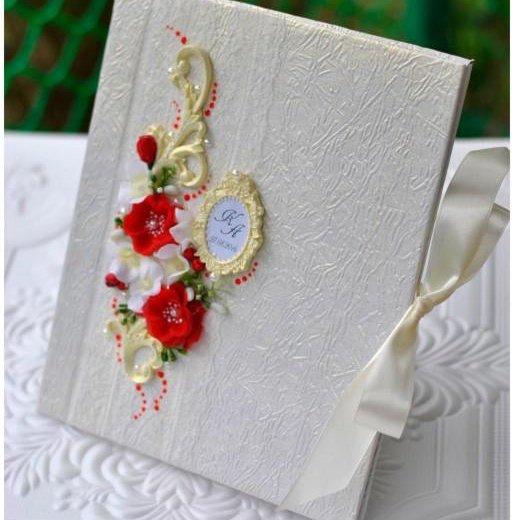Папка для свидетельства о регистрации брака. Фото 2. Саратов.