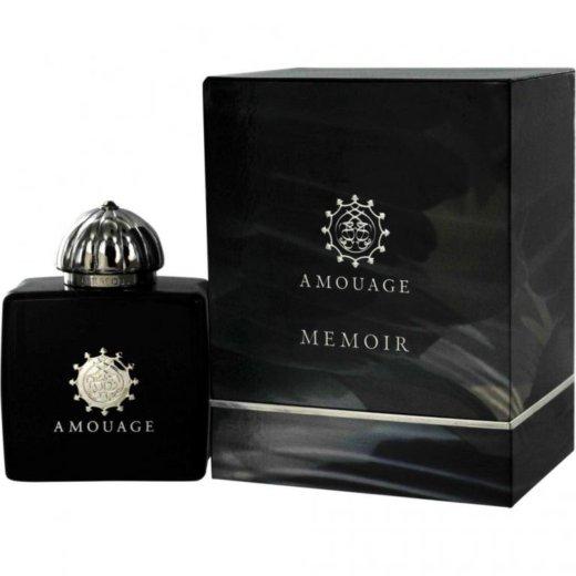 Amouage memoir, 100 мл, парфюмиров. вода, новая. Фото 1.