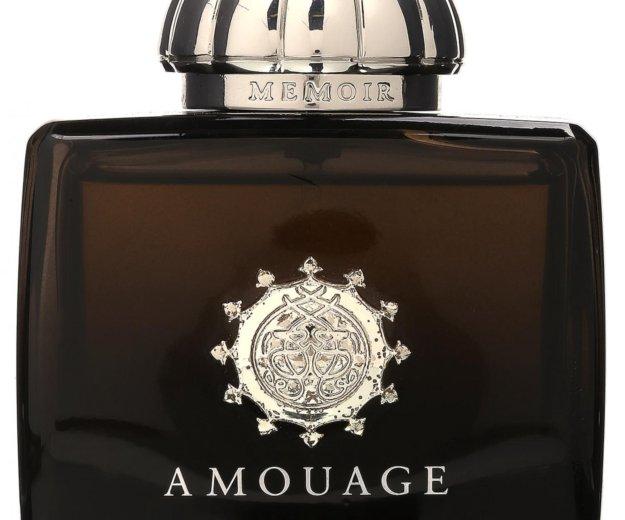 Amouage memoir, 100 мл, парфюмиров. вода, новая. Фото 2.