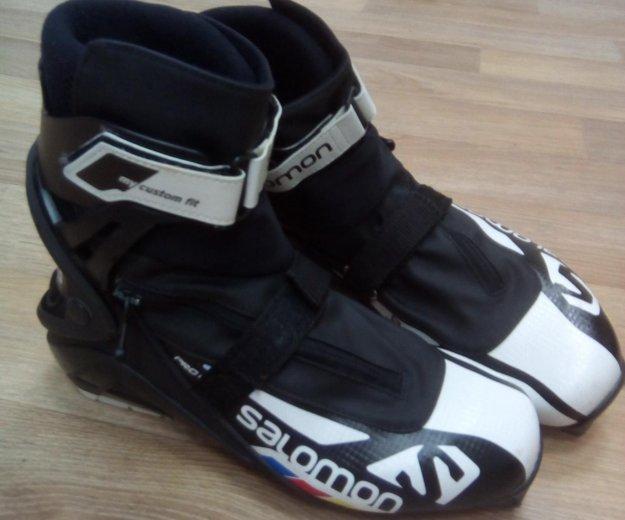 Лыжные ботинки. Фото 2. Киров.