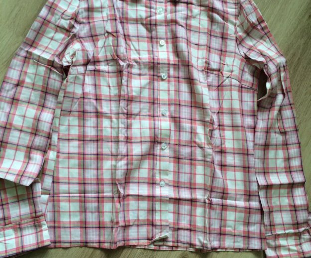 Новая рубашка. Фото 1. Южно-Сахалинск.
