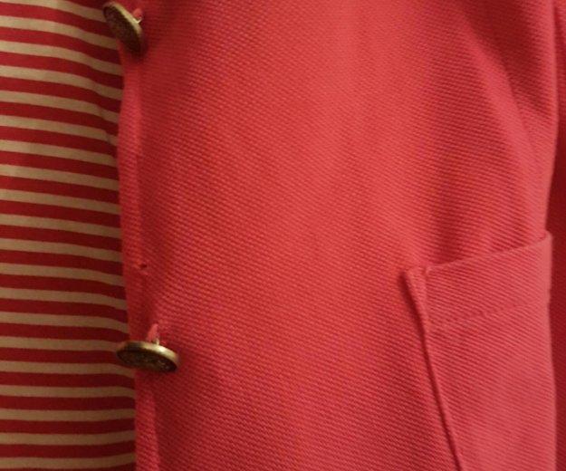 Розовый пиджак bershka/m. Фото 3. Москва.
