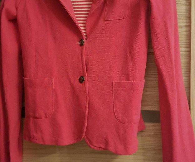 Розовый пиджак bershka/m. Фото 4. Москва.