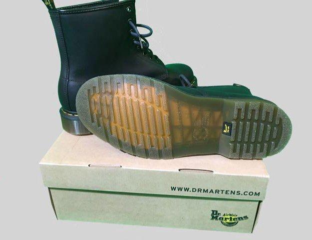 Культовые неубиваемые ботинки dr.martens. Фото 4. Москва.