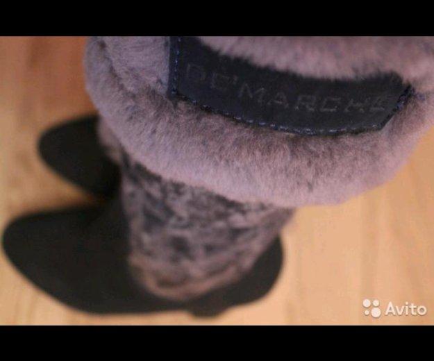 Зимние сапоги. Фото 1. Одинцово.