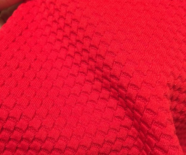 Красное платье. Фото 3.