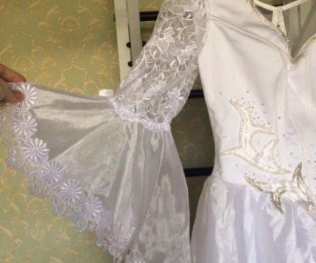 Свадебное платье счастливое. Фото 4. Санкт-Петербург.