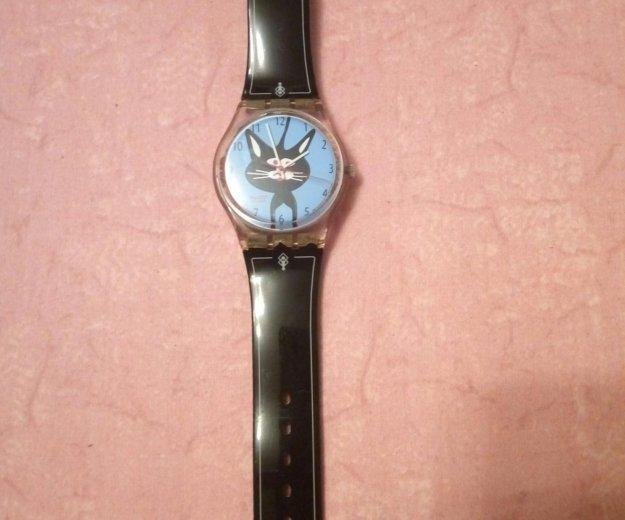 Часы swatch бу. Фото 2. Москва.
