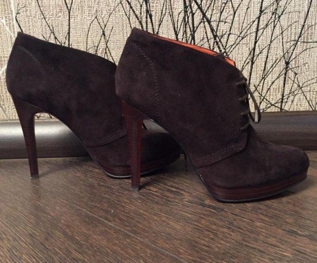 Ботинки riarossa. Фото 2. Москва.