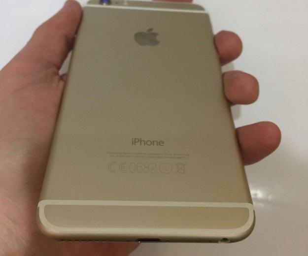 Продам iphone 6 plus gold 64 gb. Фото 3.
