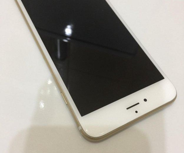 Продам iphone 6 plus gold 64 gb. Фото 1.