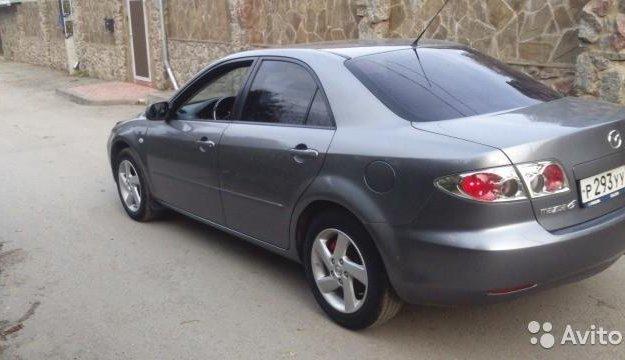Продаю мазда 6 2004 г. машина в отличном состоянии. Фото 2. Киреевск.