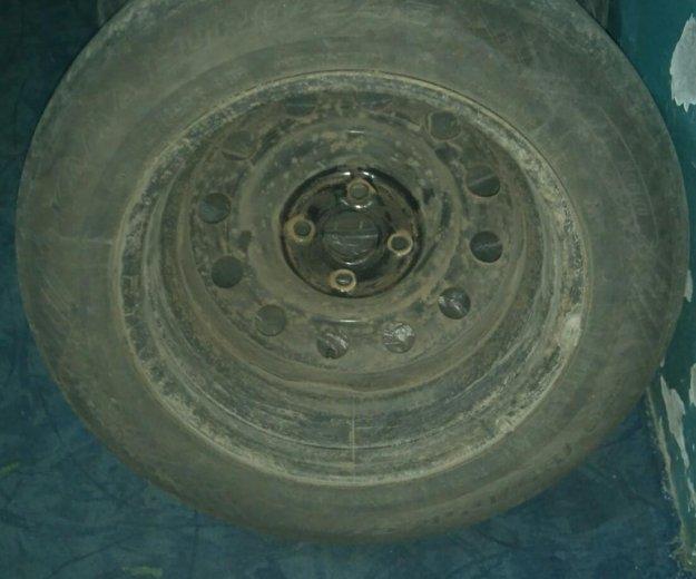 Комплект калёс на хендай солярис,киа рио. Фото 2. Североморск.