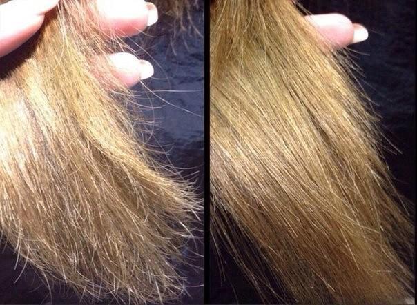 Полировка волос. Фото 1. Комсомольск-на-Амуре.