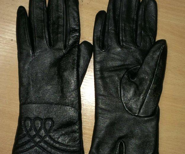 Перчатки женские новые. Фото 2.
