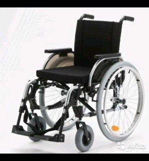 Кресло-коляска для инвалидов. Фото 1. Самара.