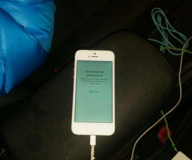 Iphone 5. Фото 2. Южно-Сахалинск.