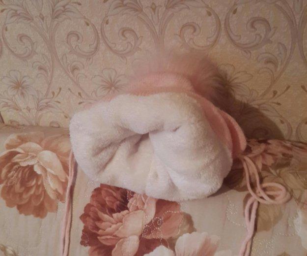 Зимняя шапка 46-48 размер. Фото 1. Екатеринбург.