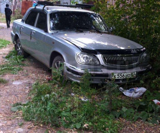Газ 31105 2004г.в. Фото 1. Комсомольск-на-Амуре.