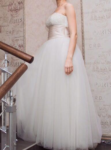Платье свадебное. Фото 1. Хабаровск.