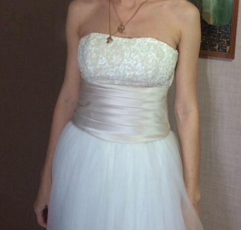 Платье свадебное. Фото 2. Хабаровск.