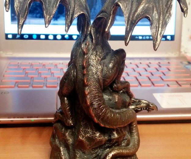 Статуэтка дракон. Фото 3. Москва.