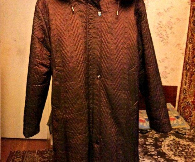 Новое пальто большого размера. Фото 1. Приволжский.