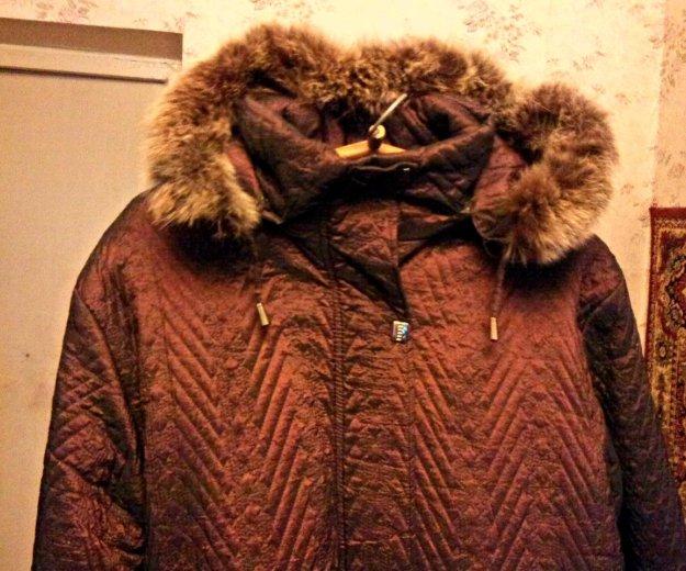 Новое пальто большого размера. Фото 2. Приволжский.
