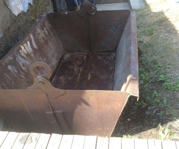 Бак для мусора. Фото 2. Хабаровск.
