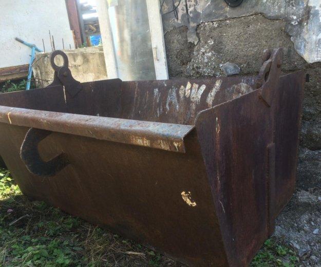 Бак для мусора. Фото 4. Хабаровск.