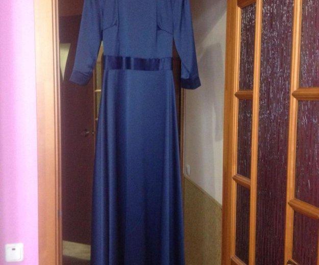 Платье в пол 40-42(s). Фото 4. Красноярск.