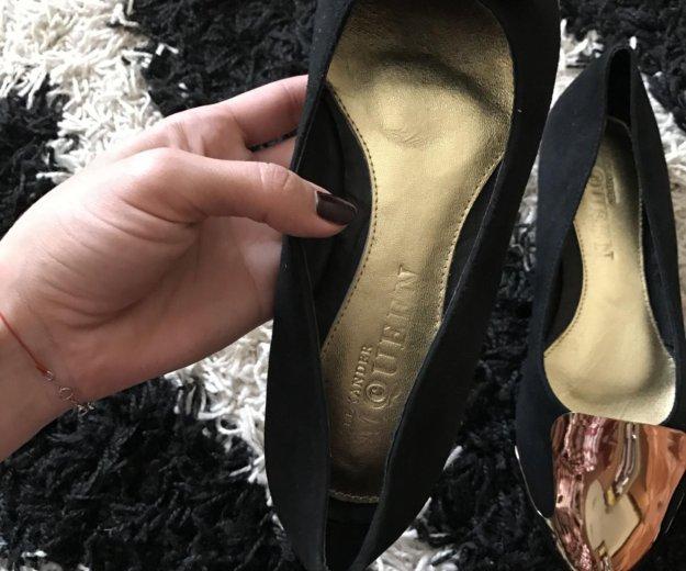 Новые туфли alexander mcqueen р 38. Фото 2. Хабаровск.