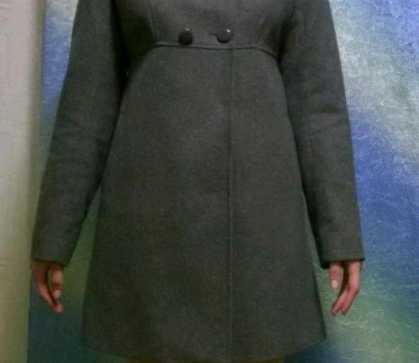 Пальто шерсть. Фото 1. Барнаул.