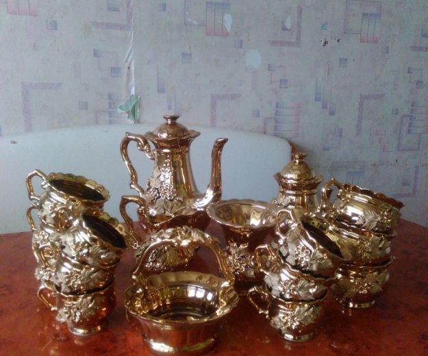 Чайно-кофейный сервиз. Фото 1. Уральский.