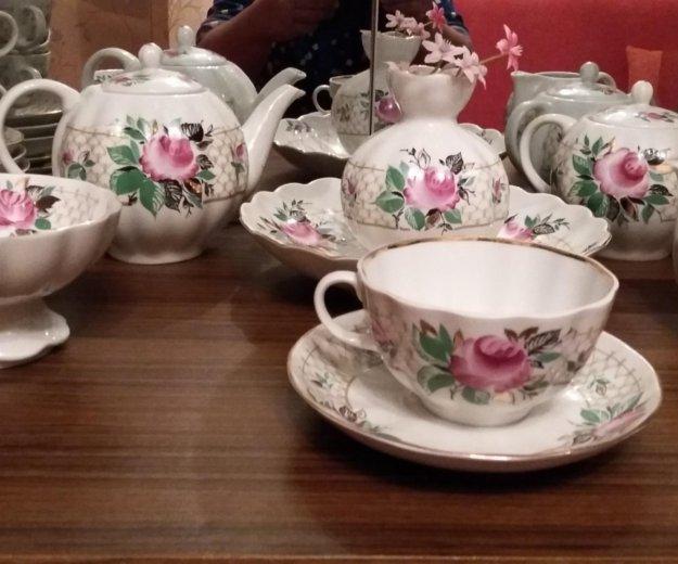 Чайный сервиз. Фото 1. Черногорск.