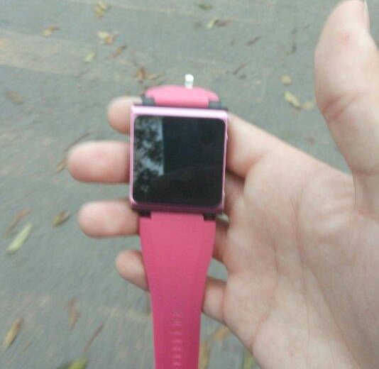 Ipod nano 6. Фото 1.