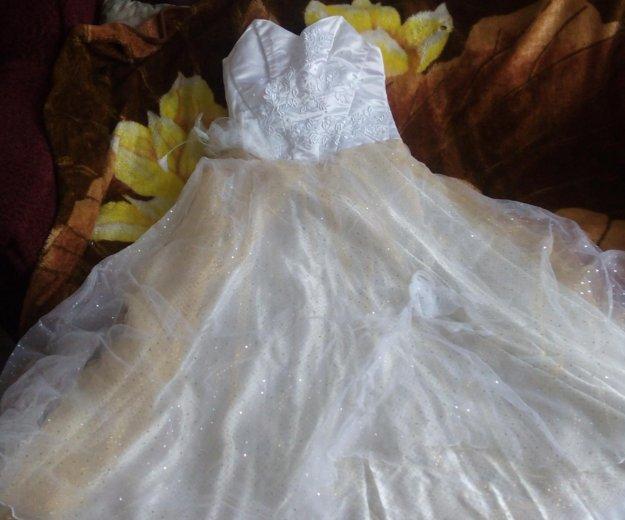 Продам свадебное платье. Фото 1. Новокузнецк.