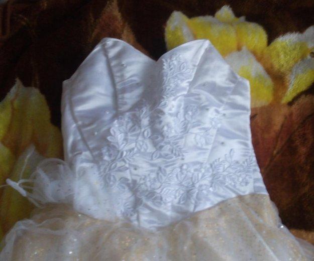 Продам свадебное платье. Фото 2. Новокузнецк.