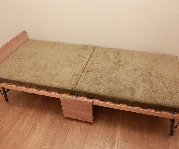 Кровать раскладушка. Фото 4. Щёлково.