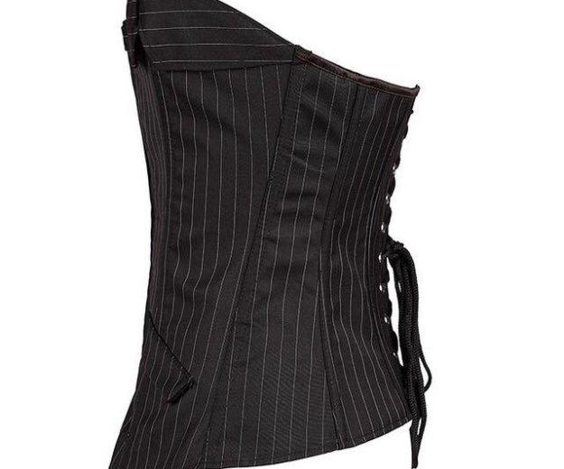 Новый комплект юбка+корсет+трусики. Фото 1.