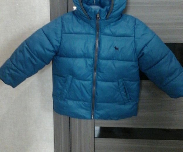 Куртка евро зима. Фото 1. Владивосток.